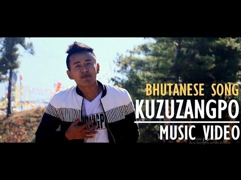 KUZUZANGPO - Kezang Dorji Official Music...