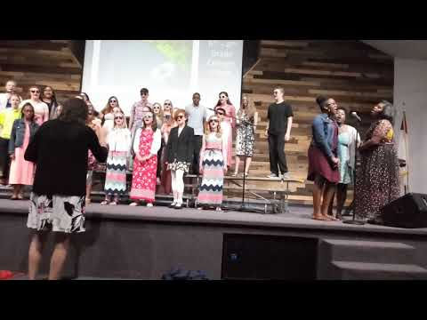 New Beginnings Christian School Columbus Ohio 6th-8th Grades Spring Program