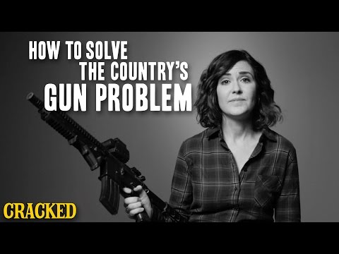 How to Solve the Country's Gun Problem