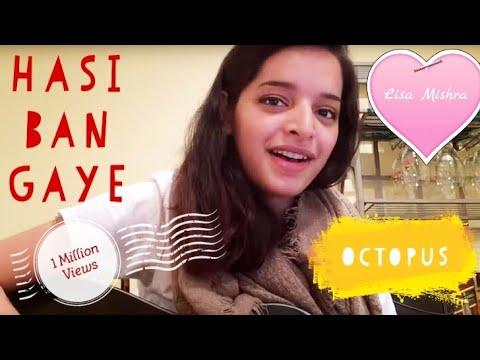 Hasi Ban Gaye Female Version | Cover by Lisa Mishra | Hamari Adhuri Kahani | Shreya Ghosal | Tarek