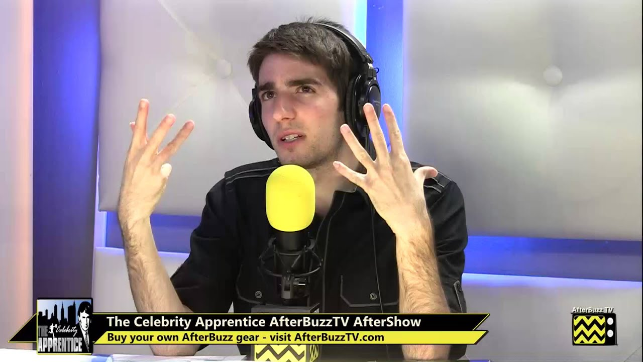 The Celebrity Apprentice S:15 | I'm Going Full Ballmer E:5 ...