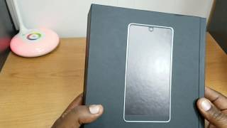 Essential Phone PH1 Unboxing (Halo Gray)