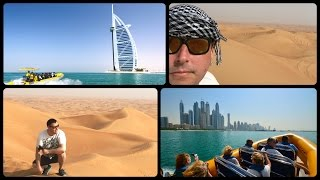 Dubai Vlog / Day 4 / Desert Safari,Yellow Boat Tour & Palm Jumeirah