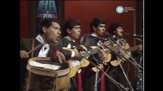 Debut televisivo de Los Nocheros - Nuestra Salta (1990)