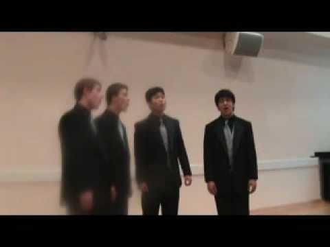 Vive L'amour, Men's Quartet