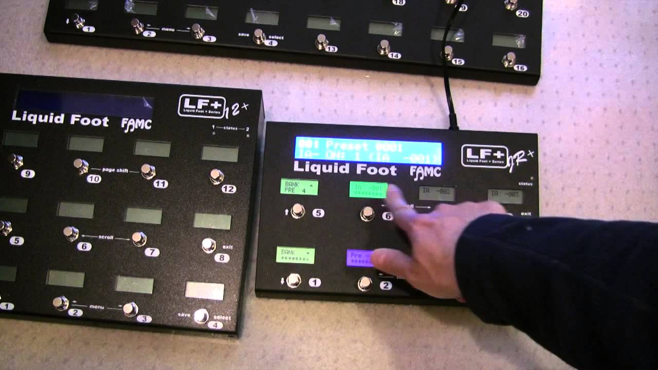 Lf Pro 12 Jr Mini Quiet Switch Demo Youtube