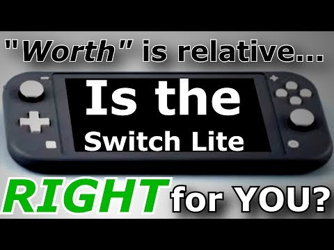 Geek Therapy Radio - Lower cost aside, is the Nintendo Switch Lite right for you?