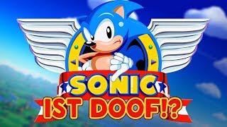 Der ewige Zweite: Warum Sonic nie ein gutes Spiel war