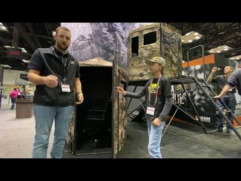 Down & Out Panel Blind By Hawk Intro/review From ATA 2020 Show