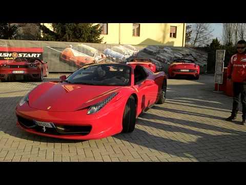 Sueño cumplido Ferrari 458 Spider