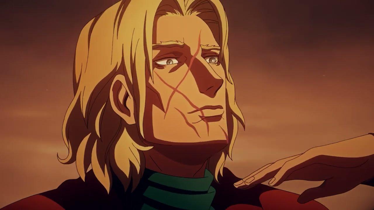 Download Isaac stranded in the Desert - Part 1   Castlevania Season 2 Episode 8 Scene