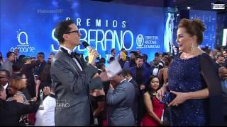 Video Alfombra Roja Premios Soberano 2017 (2/5) download MP3, 3GP, MP4, WEBM, AVI, FLV November 2018