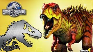 Max Hybrids Dino Vs T. Rex EVENT - Jurassic World The Game