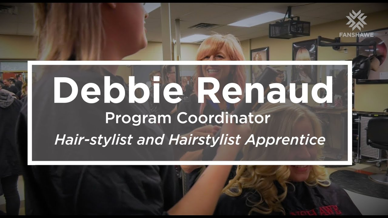 Hair Stylist | Fanshawe College