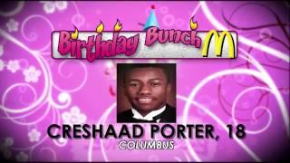 Birthday Bunch - 12-30-16