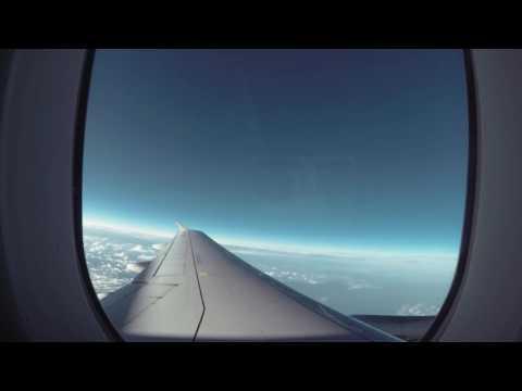 Flying from OMA to DEN 4k Timelapse