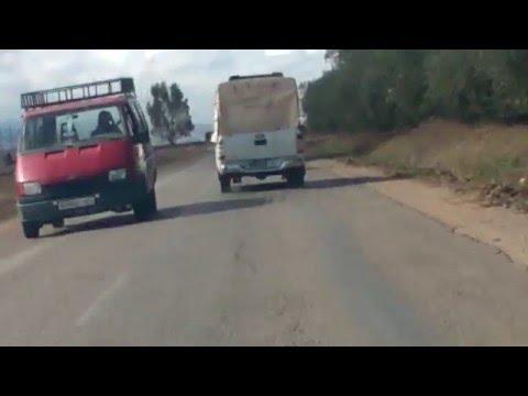 Hawadit sayr  من بين أسباب حوادث السير في المغرب