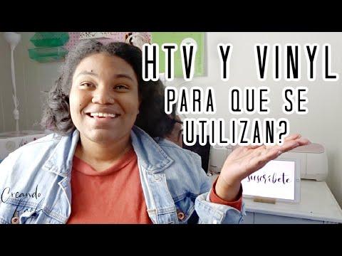 Vinil y HTV INTRODUCCIÓN