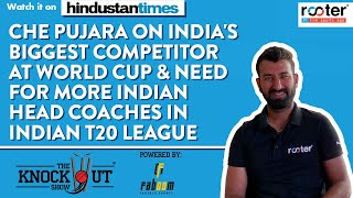 ICC World Cup 2019: Cheteshwar Pujara reveals his favourites for the tournament