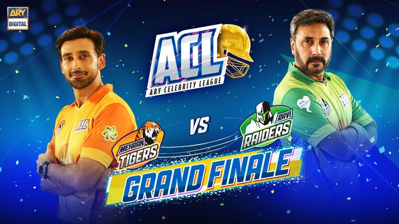 Download ARY Celebrity League   Grand Finale   Ravi Raiders 🆚 Mehran Tigers   ARY Digital