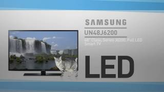 SAMSUNG UN48J6200 ( J6200 ) // IS THIS THE BEST TV FOR YOU?
