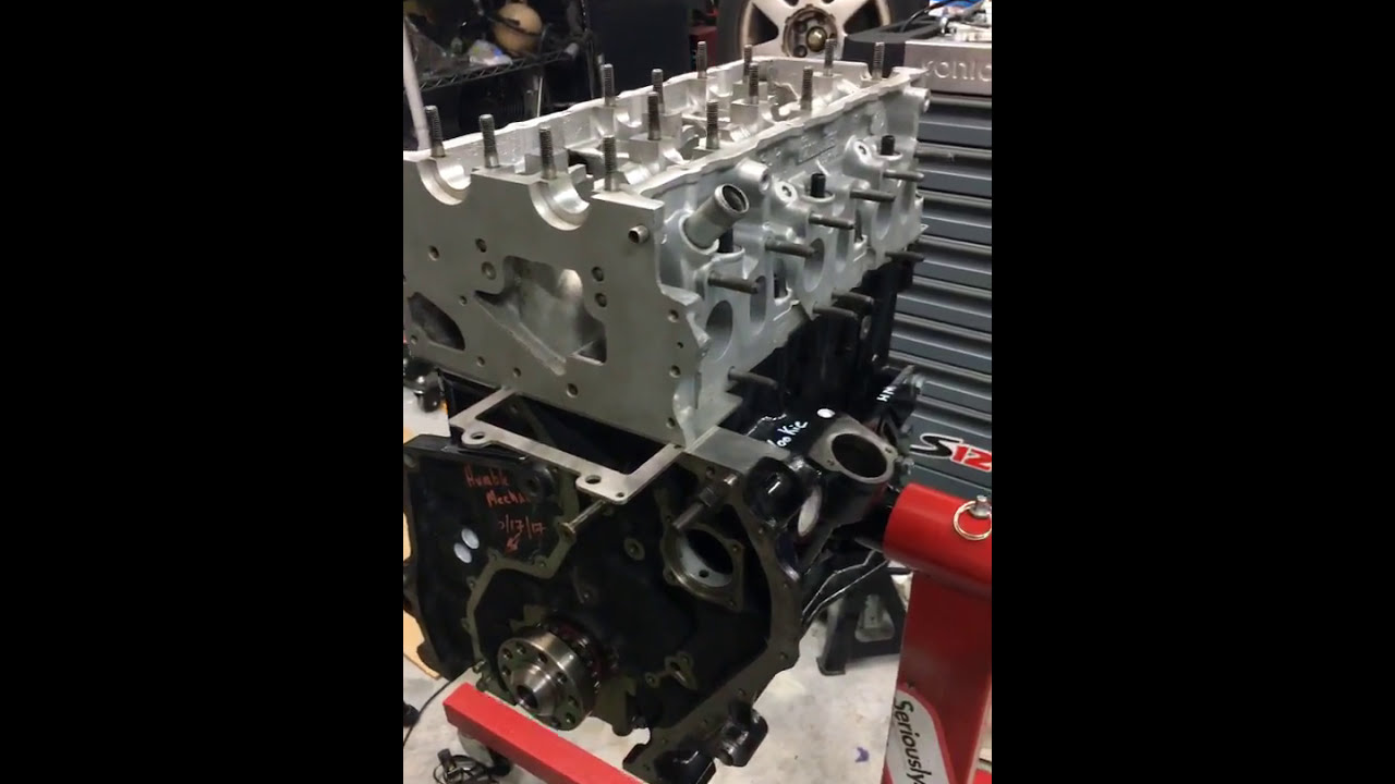 Quick VR6 Build Update ~ YouTube LIVE
