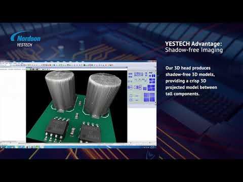 Nordson YESTECH's FX-940 ULTRA 3D AOI