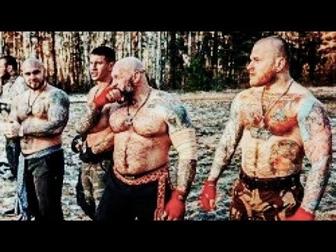 Russian special forces hand to hand combat - training and co