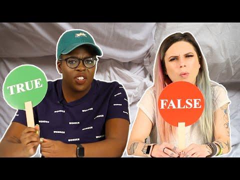 Women Play True or False: Sex Edition