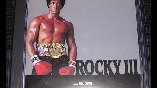 Rocky III Soundtrack (FULL ALBUM) Original Cd Press HQ