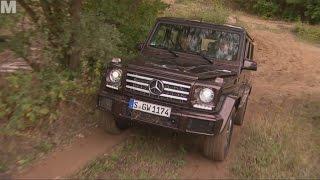 NEU : Mercedes G 500