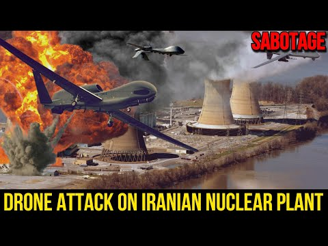 Drone Sabotage Attack' Against Iran's Atomic Energy Organisation Facility