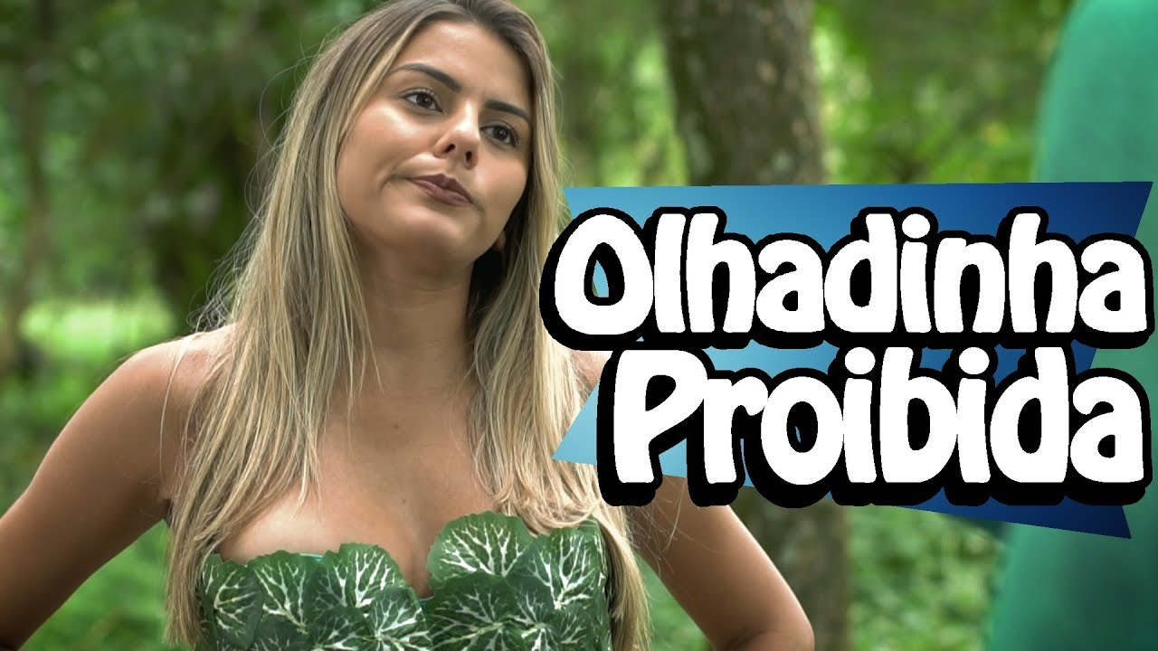 OLHADINHA PROIBIDA