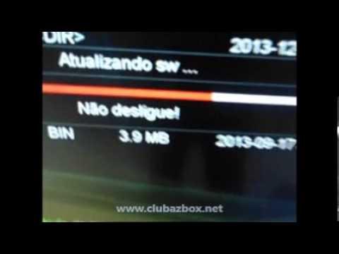 TUTORIAL COMO ATUALIZAR E INSTALAR AZAMERICA S1001