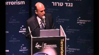 Talking Heads: Lt. Gen. (Res.) Shaul Mofaz at ICT