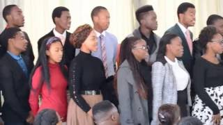 Mighty Wits Sdasm Choir - Reign In Me
