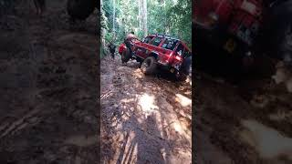 Kowboi 4x4 Advanture - Trip Ulu Slim, Perak ke Ulu Sungai, Rau…