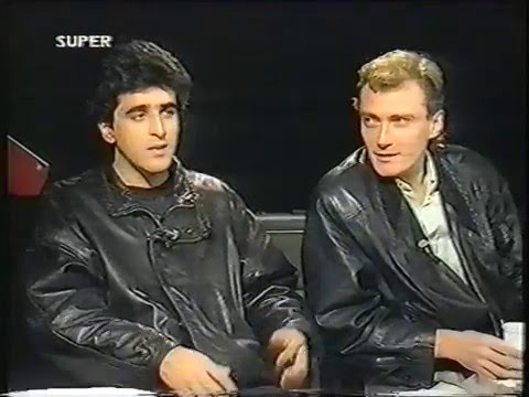 Killing Joke Interview Rockin In The UK 05/88