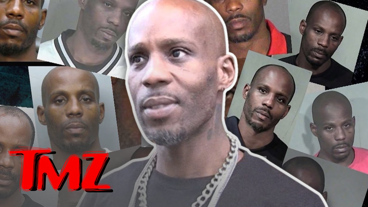 8e9edced307a DMX Arrested AGAIN! | TMZ - YouTube