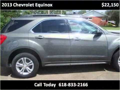 2013 Chevrolet Equinox Used Cars Carbondale Anna Marion Il