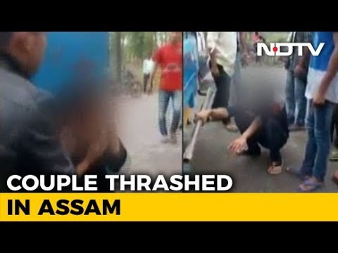 "Video Of Men ""Moral Policing"" Assam Woman Goes Viral, 12 Arrested"
