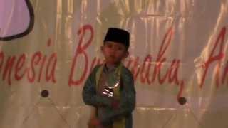 Peragaan Busana Muslim Putra