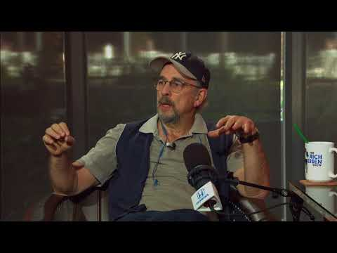 Actor Richard Schiff Remembers 2001 Yankees & What Aaron Boone is Doing - 4/18/18