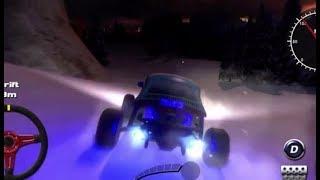 RALLY POINT 6 | SNOW RALLY | CAR RACING GAMES
