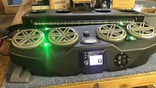 This custom JL Audio Club Car stereo sounds AWESOME! - Froghead Industries