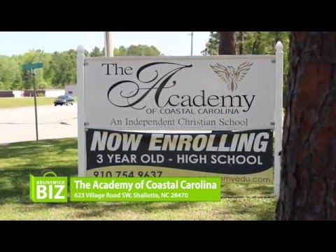 The Academy of Coastal Carolina on Brunswick Biz