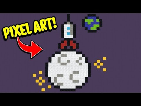 Minecraft: A VOLTA DO BUILDÃO SÓ COM PIXEL ART! (BUILD BATTLE)