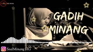 PajaPaja Official - Gading Minang   Audio Spectrum