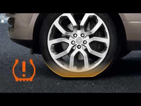 Jaguar Land Rover Tyre Pressure Monitoring System Tpms
