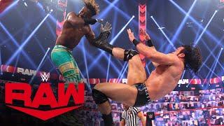 Drew McIntyre vs. Kofi Kingston: Raw, May 31, 2021